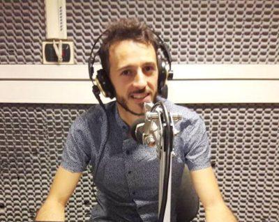 La mia intervista radiofonica